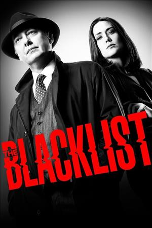 The Blacklist Season 8 cover art