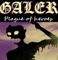 GALER: Plague of Heroes cover art