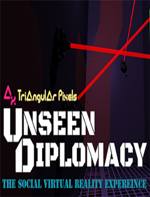Unseen Diplomacy cover art