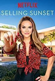 Selling Sunset Season 4 cover art