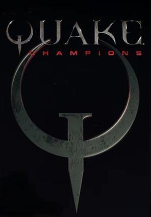 Quake Champions cover art