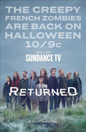 The Returned Season 2 cover art