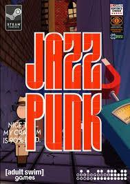 Jazzpunk cover art