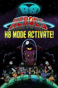 88 Heroes - H8 Mode Activate! cover art