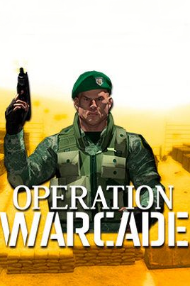 Operation Warcade cover art
