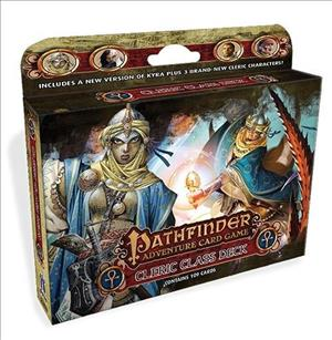 Pathfinder Adventure Card Game: Class Deck – Cleric cover art