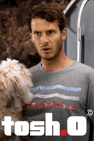 Tosh.0 Season 14 cover art