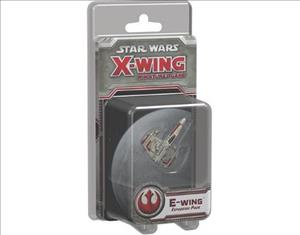 Star Wars: X-Wing Miniatures Game – E-Wing Expansion Pack cover art