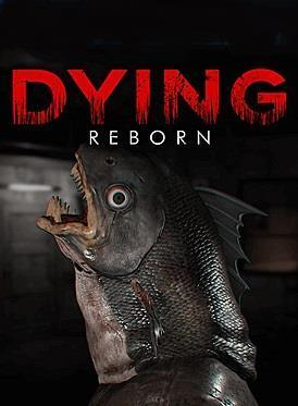 DYING: Reborn cover art