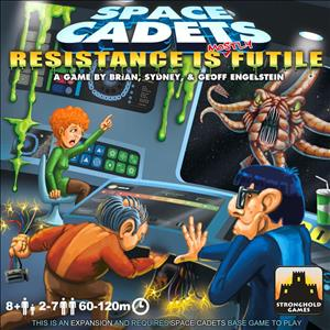 Space Cadets: Resistance Is Mostly Futile cover art