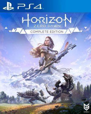 Horizon Zero Dawn: Complete Edition cover art