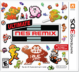 ULTIMATE NES REMIX cover art