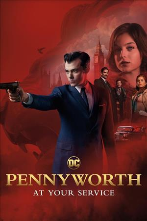 Pennyworth Season 2 cover art