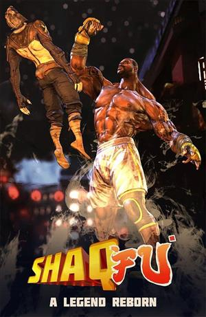 Shaq-Fu: A Legend Reborn cover art