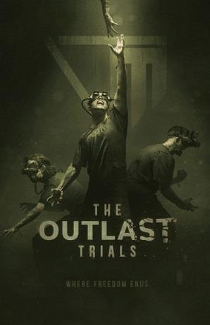 The Outlast Trials cover art