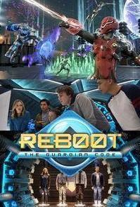 ReBoot: The Guardian Code Season 2 cover art