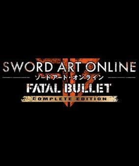 Sword Art Online: Fatal Bullet Complete Edition cover art