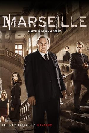 Marseille Season 1 cover art