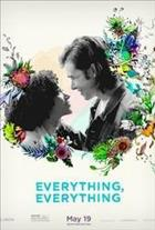 Movie Everything, Everything  DVD cover art