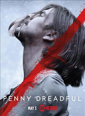 Penny Dreadful Season 3 cover art