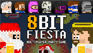 8Bit Fiesta cover art