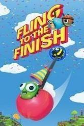 Fling to the Finish cover art