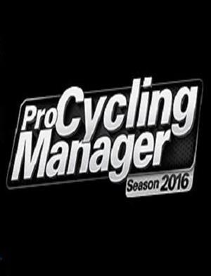 Pro Cycling Manager 2016 cover art