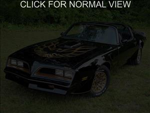 PONTIAC Firebird/Trans Am cover art