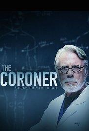 The Coroner: I Speak for the Dead Season 1 cover art