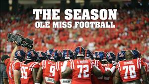 The Season: Ole Miss Football 2014 cover art