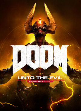 DOOM: Unto The Evil cover art