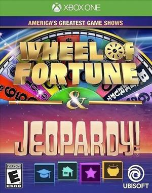 America's Greatest Game Shows: Wheel of Fortune & Jeopardy! cover art