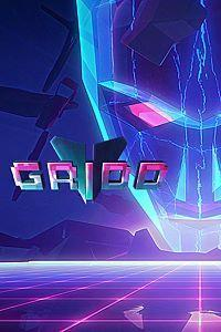 GRIDD: Retroenhanced cover art