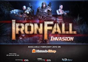 Ironfall: Invasion cover art