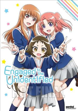 Engaged to the Unidentified: Complete Collection cover art