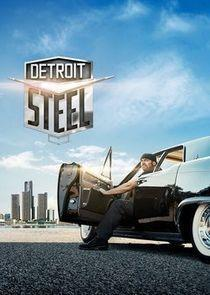 Detroit Steel Season 1 cover art