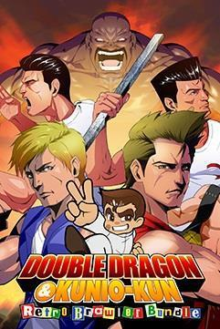 Double Dragon & Kunio-kun Retro Brawler Bundle cover art