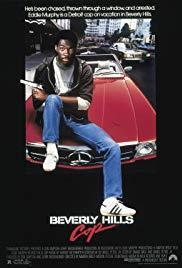 Beverly Hills Cop cover art