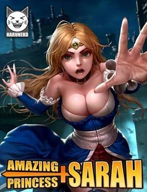 Amazing Princess Sarah cover art