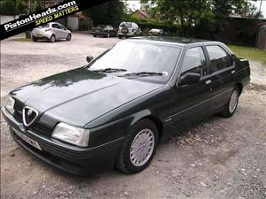 Alfa Romeo 164 3.0 V6 cover art