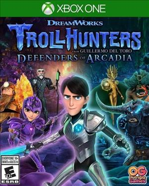 Trollhunters: Defenders of Arcadia cover art