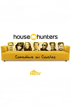 House Hunters: Comedians on Couches Season 1 cover art