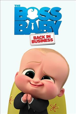 The Boss Baby: Back in Business Season 2 cover art
