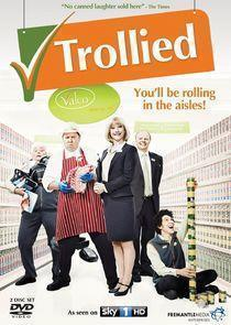 Trollied Season 7 cover art