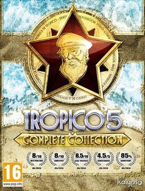 Tropico 5 - Complete Collection cover art