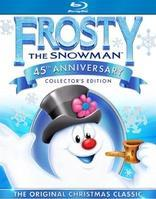 Frosty the Snowman - 45th Anniversary Collectors Edition cover art