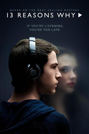 13 Reasons Why Season 3 cover art