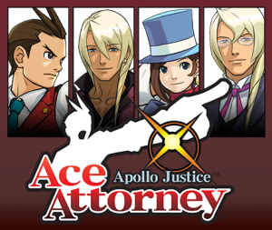 Apollo Justice: Ace Attorney cover art