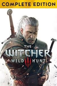 The Witcher 3: Wild Hunt Complete Edition cover art