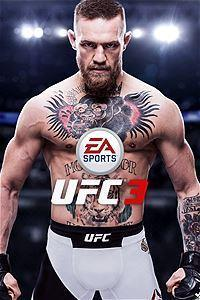 EA Sports UFC 3 cover art